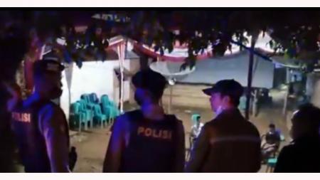 Satgas Covid  Pemkab Bengkulu Selatan bubarkan seluruh resepsi pernikahan yang digelar!